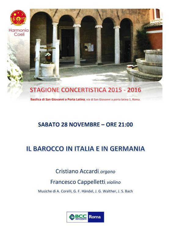 Programma di sala - concerto 28 Novembre 2015-001