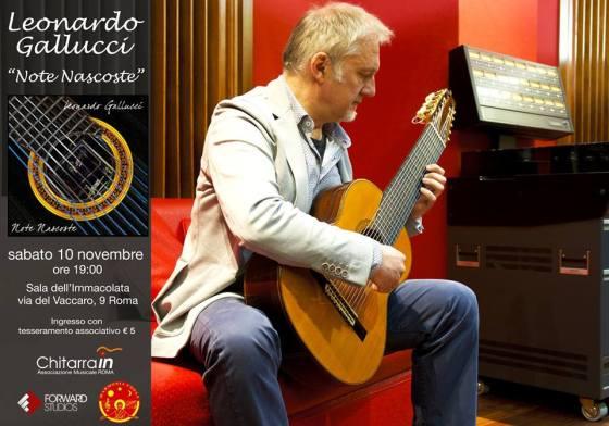 Concerto 10 novembre